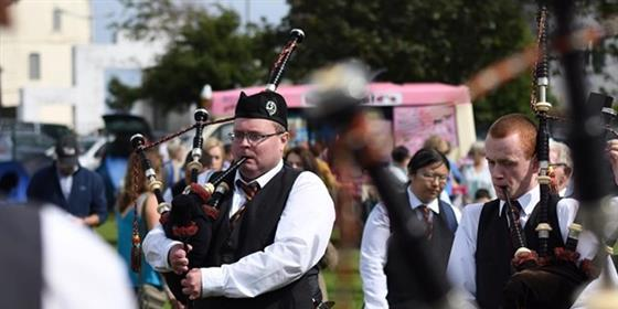 Andrew Shilliday - Overcoming adversity to win the World Pipe Band Championships