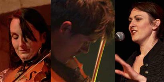 The Full English: Fay Hield, Seth Lakeman & Nancy Kerr