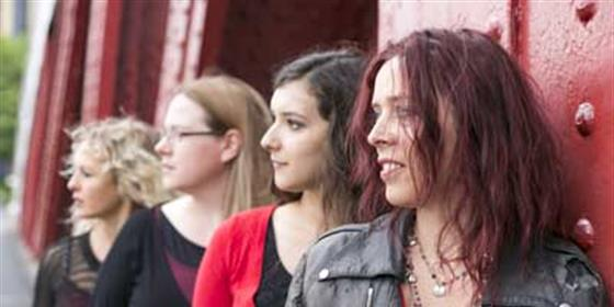 A new Side to Kathryn Tickell