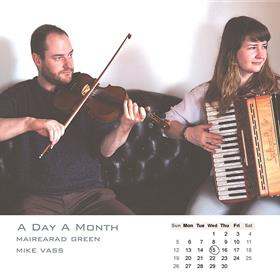 Mairearad Green & Mike Vass - A Day A Month