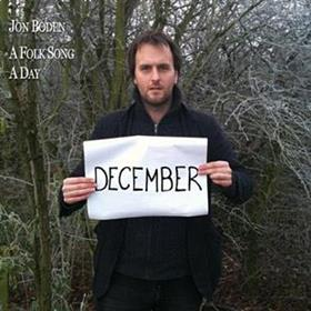Jon Boden - A Folk Song A Day - December