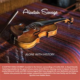 Alastair Savage - Alone With History