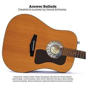 Answer Ballads - David Rotheray