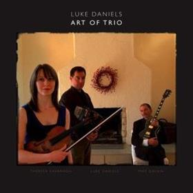 Luke Daniels - Art Of Trio