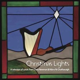 Chris Newman & Máire Ní Chathasaigh - Christmas Lights
