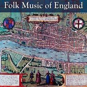 Various Artists - Folk Music Of England