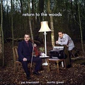 Martin Green - Return To The Woods