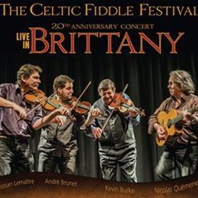 The Celtic Fiddle Festival - Live in Brittany