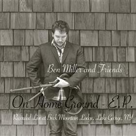 Ben Miller - On Home Ground