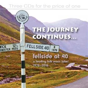 Various Artists - The Journey Continues - Fellside At 40