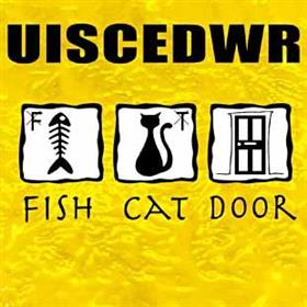 Uiscedwr - Fish Cat Door