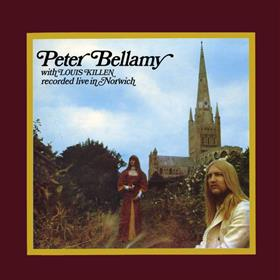 Peter Bellamy - Won't You Go My Way?