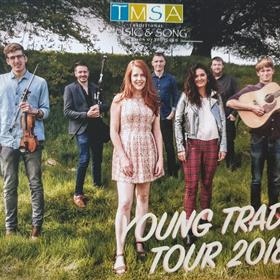 Traditional Music and Song Association - Young Trad Tour 2018