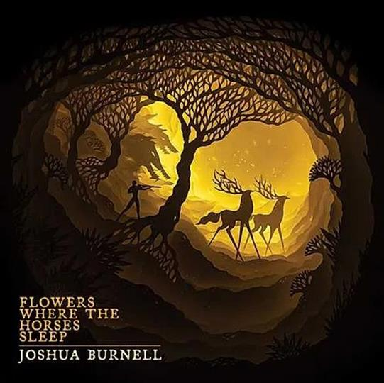 Flowers Where The Horses Sleep - Joshua Burnell