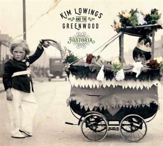 Historia - Kim Lowings & The Greenwood