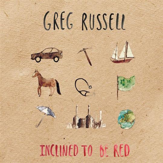 Inclined to Be Red - Greg Russell