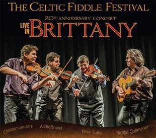 Live in Brittany - The Celtic Fiddle Festival