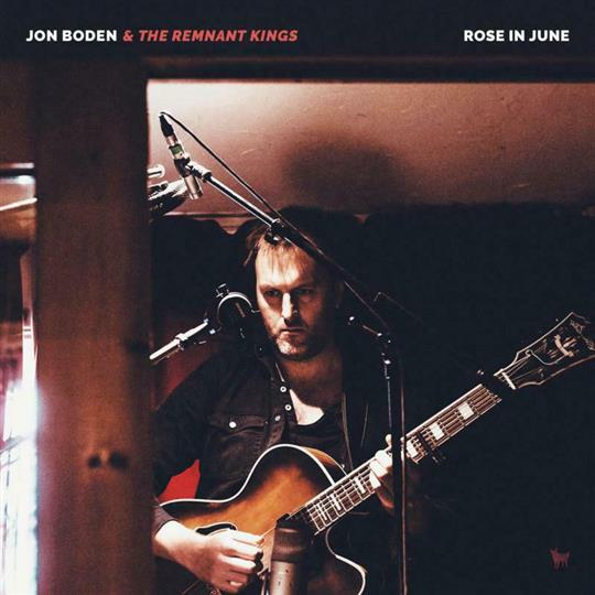 Rose In June - Jon Boden
